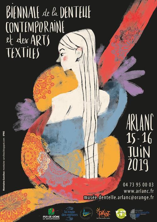 Biennale de la dentelle (Arlanc 63220)