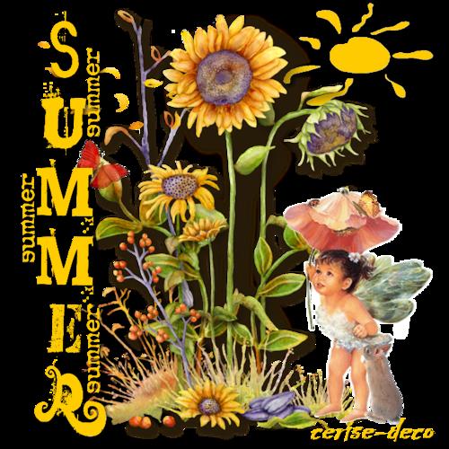 gif été - summer