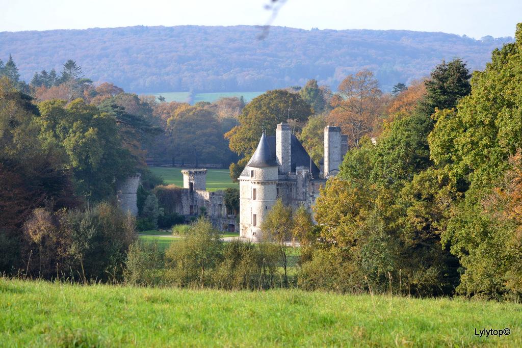Le château de Martinvast