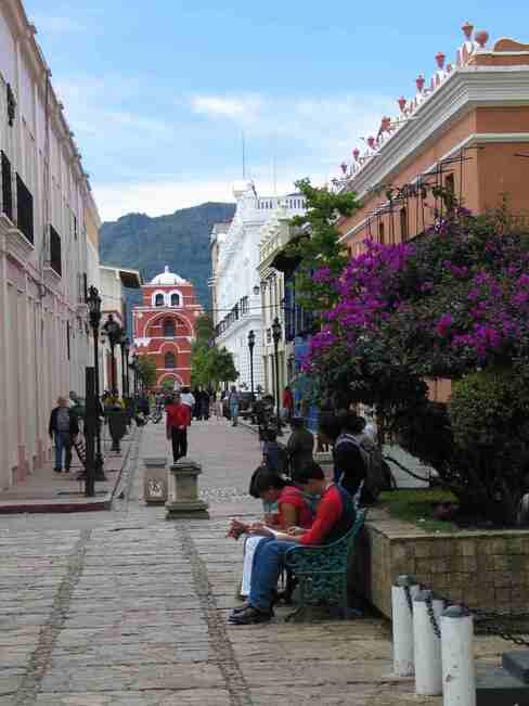 Un petit tour au Mexique