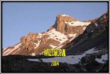 Au Wildhorn (3'248 m) dans l'Oberland bernois