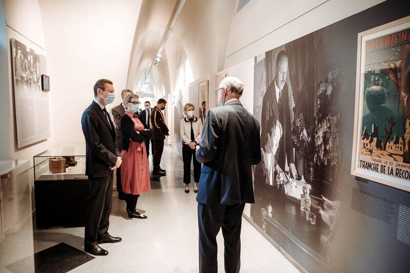 75 Joer Œuvre nationale de Secours Grande-Duchesse Charlotte – Une histoire de solidarité