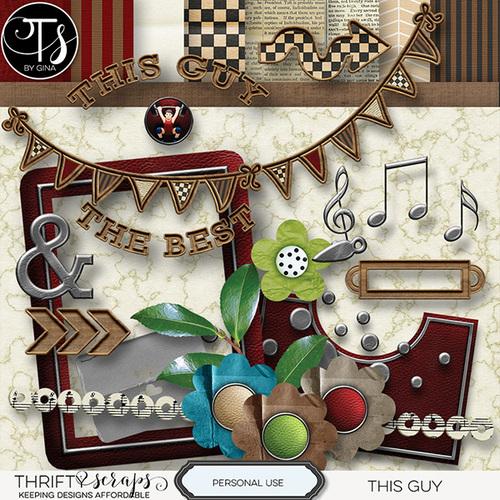 CT de Thrifty Scraps Design