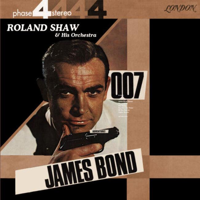 Roland Shaw - The World Of James Bond Adventure! (1996) [O.S.T]