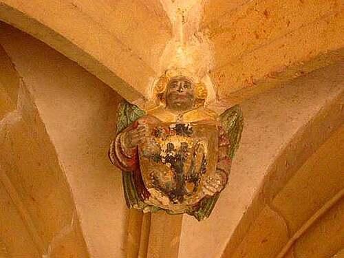 Prieuré de Salles en Beaujolais (Rhône)