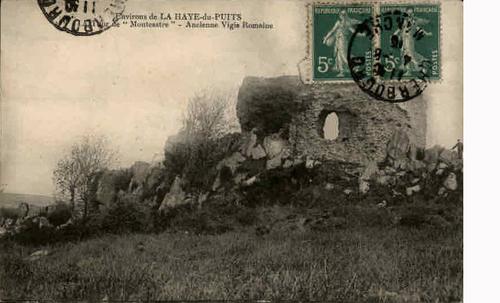 LES REMPARTS DE LITHAIRE (Manche)