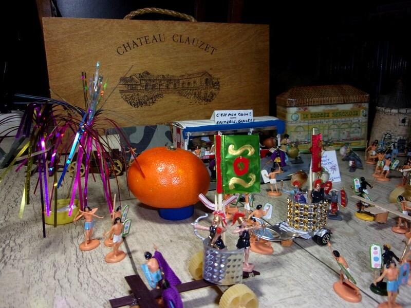 Aujourdhui : la bataille de Sorthagamel, 1ère partie