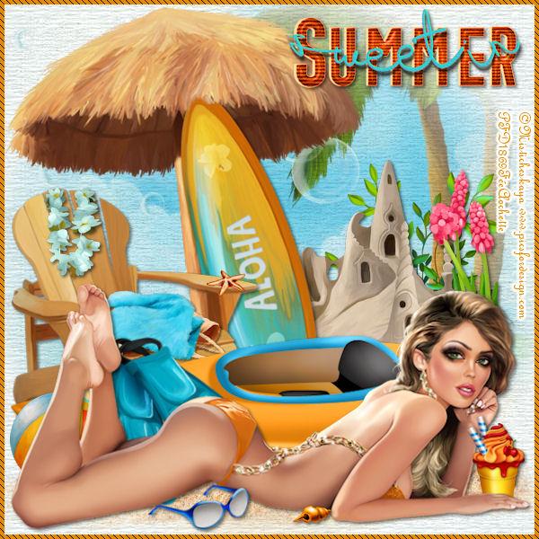 Sweet summer, Kaitlyn