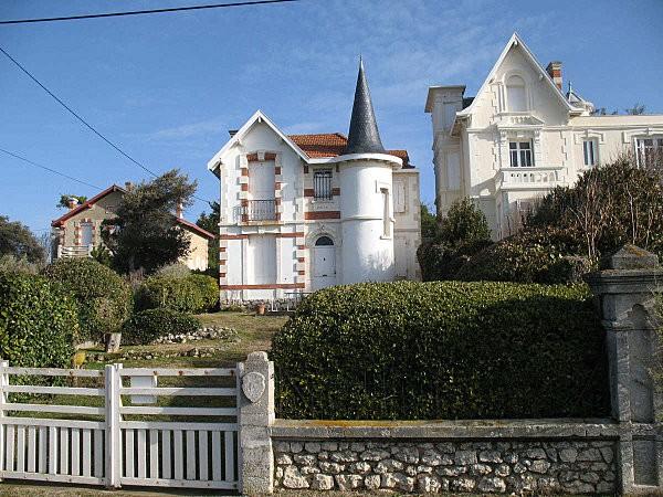 villas de nauzan à st palais