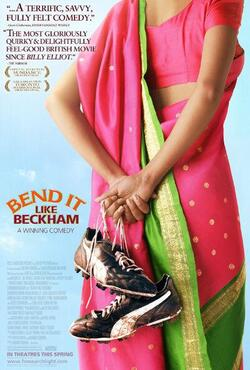 "Posters ""Bend it like Beckham"""