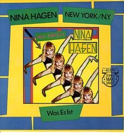 Nina Hagen - New York, New York