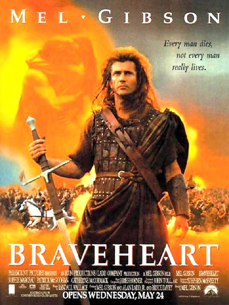 Films de capes et d'épées - Bravehearth