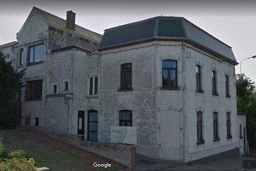 Centre d'Enseignement Supérieur pour Adultes (10 rue de courcelles - 6044 ROUX) - front de rue