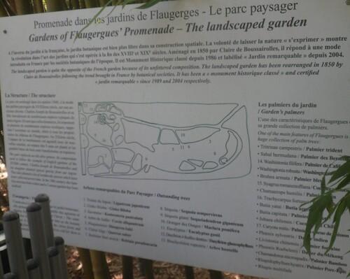 MONTPELLIER SUD-EST / Château de Flaugergues