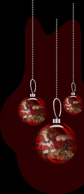 Tubes boules de Noël 9