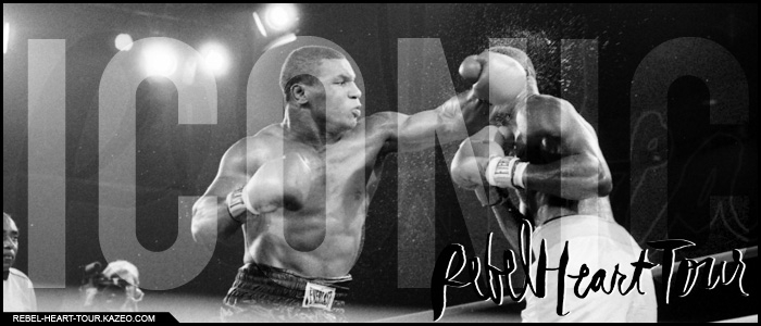 RHT Iconic Mike Tyson