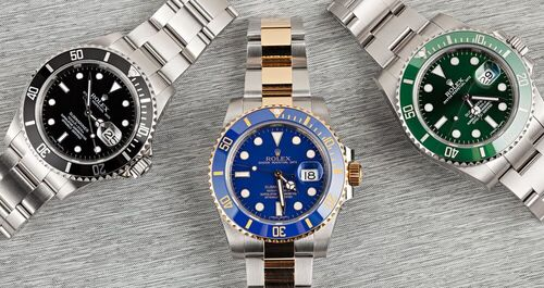 Rolex Submariner Watches