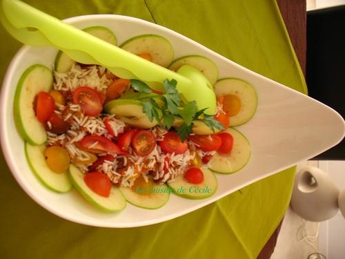 """Salade Zanzibar """"Appropriez-vous la recette #3"""