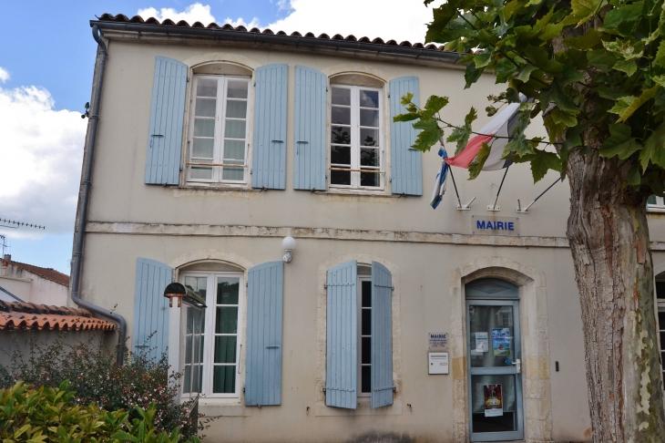 La Mairie - Salles-sur-Mer