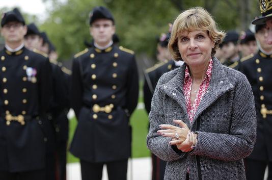 L'ancienne présidente d'Areva, Anne Lauvergeon, le 17 septembre 2015.