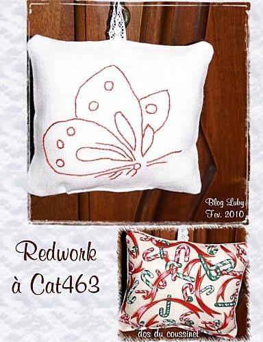 redwork cat 463