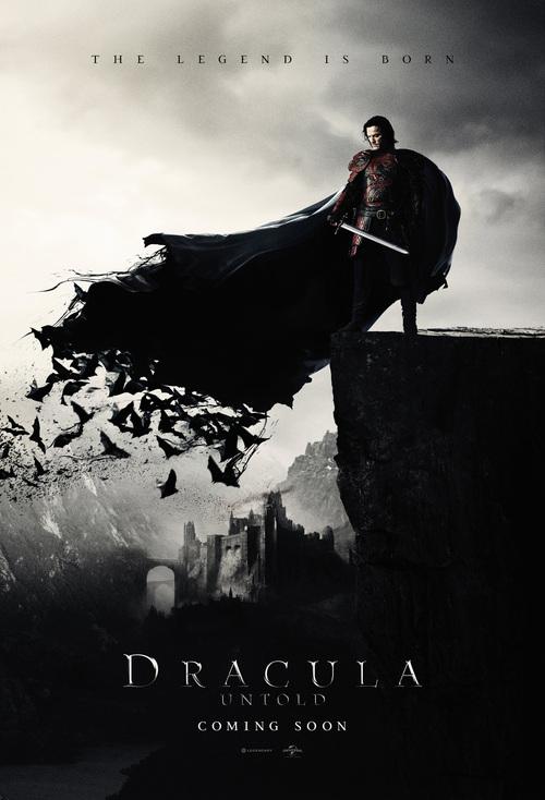 La bande-annonce de Dracula Untold dévoilée, énorme, j'ai trop hâte!!!!