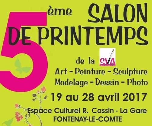 5ème Salon de printemps de la SVA