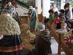 Noël en Palestine