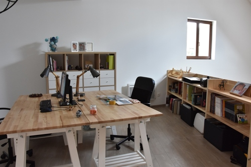 Caps - un nouvel atelier.....