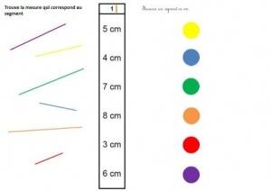 Logico - Mathématiques : mesures