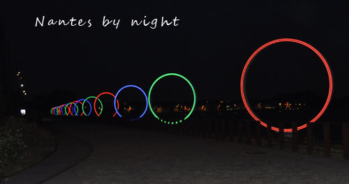 Nantes by night