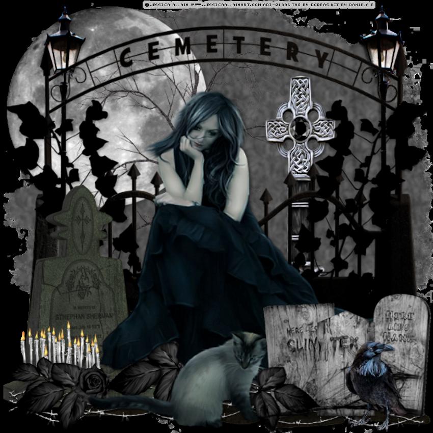 Cemetery Gothic