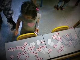 Au marché : jeu de décomposition des nombres
