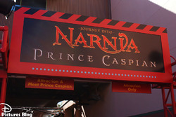 Disney's Hollywood Studios - Journey Into Narnia