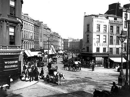 Cork, 1900