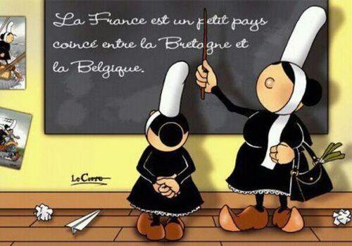 Petites bretonnes