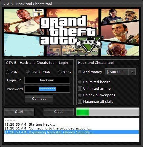 about GTA 5 Money Generator