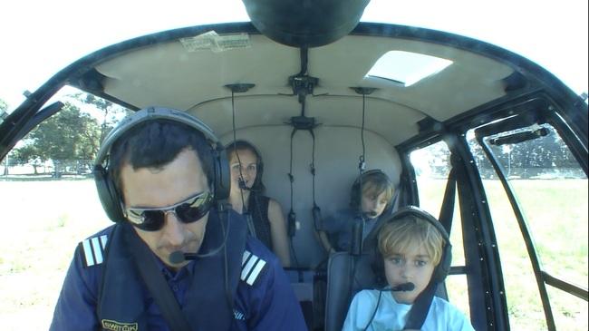 7 ans dans les airs