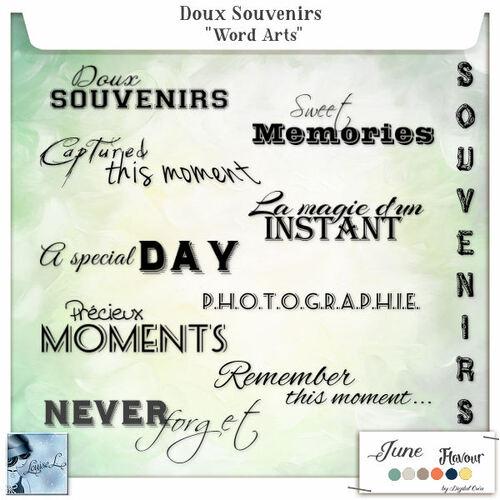 Doux Souvenirs