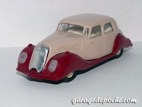 Panhard Dynamic 1937