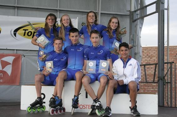 Ostende_équipe cadets