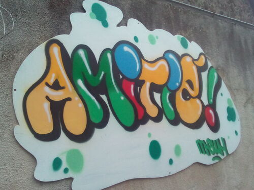 Une fresque à NDO !