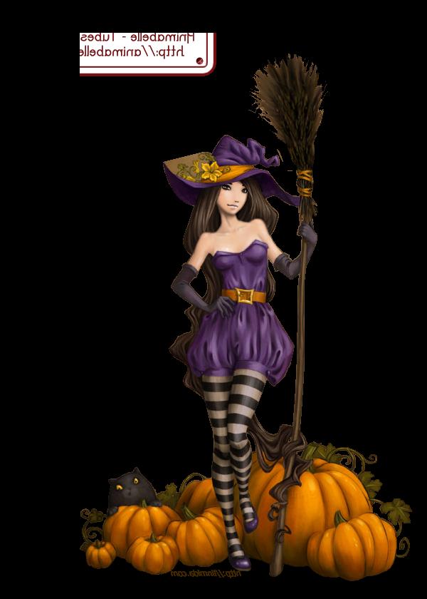 Tubes Halloween (suite)