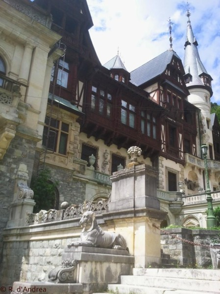 Sinaia château Peles 8