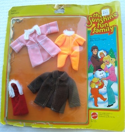 Sunshine Family - généralités 1974 - 1982