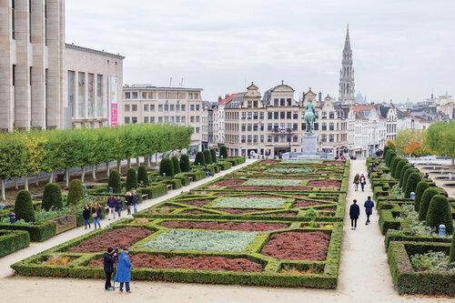 Bruxelles est «le nouveau Berlin», selon The New York Times
