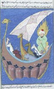 Les sept Dormants d'Ephèse et les Gens de la Caverne