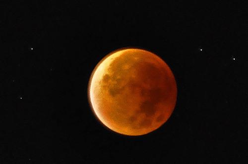 L'éclipse du 28 septembre...