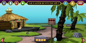 Jouer à Easter bunny escape 2