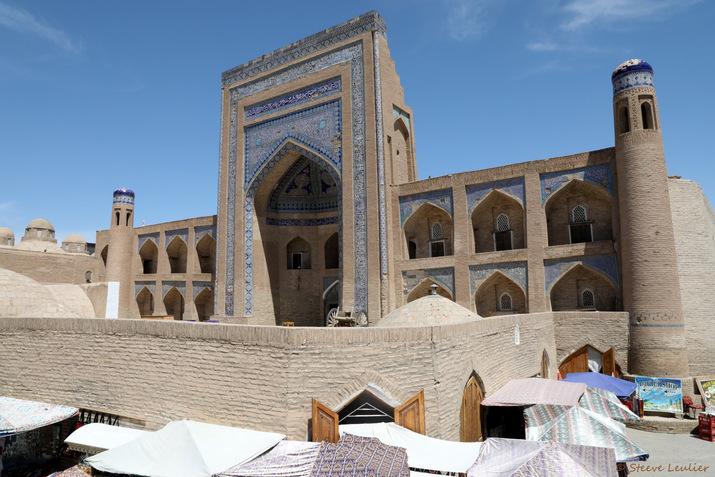 La médersa Alla Kouli Khan, Khiva